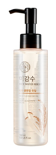 The Face Shop Rice Water Bright Rich Cleansing Oil
