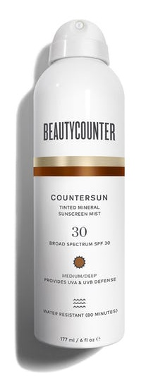 Beauty Counter Countersun Tinted Mineral Sunscreen Mist Spf 30