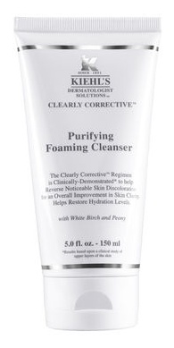 Kiehl's Clearly Corrective Purifying Foaming Cleanser