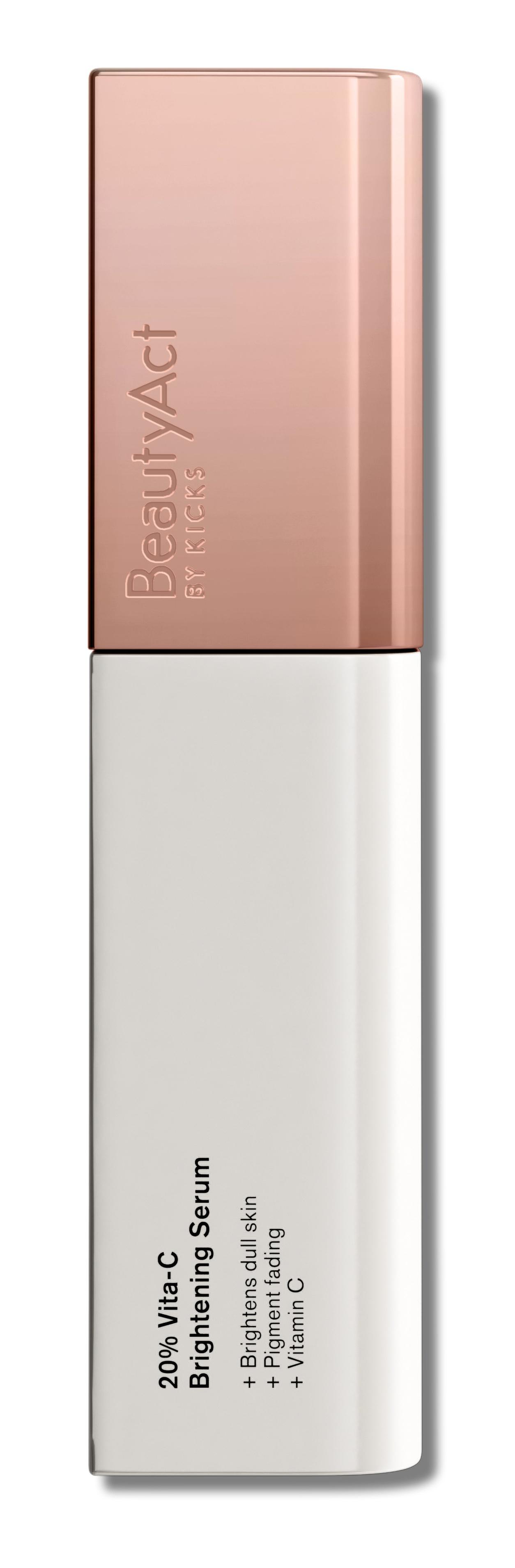BeautyAct 20% Vita-C Brightening Serum