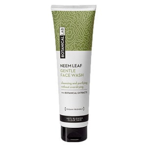 Botanical Lab Neem Leaf Gentle Face Wash