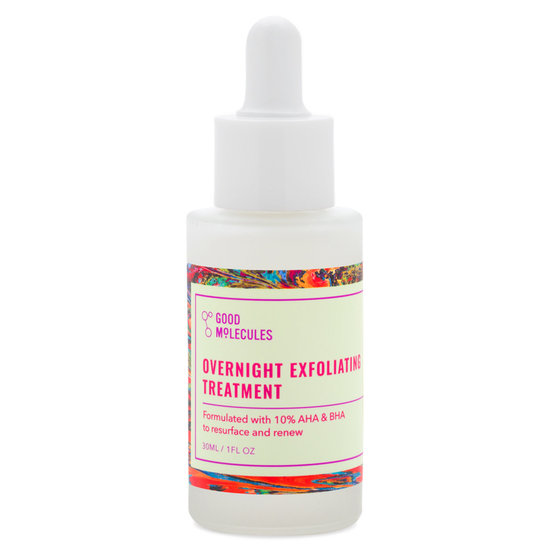 Good Molecule Overnight Exfoliating Treatment
