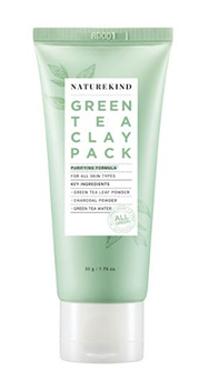 NatureKind Green Tea Clay Pack