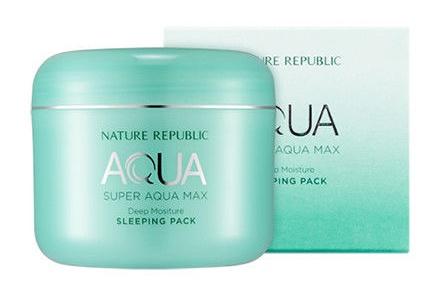 Nature Republic Super Aqua Max Deep Moisture Sleeping Pack