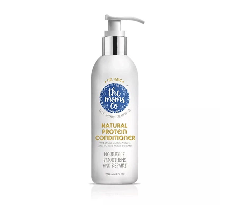 The Mom's Co. Natural Protein Conditioner