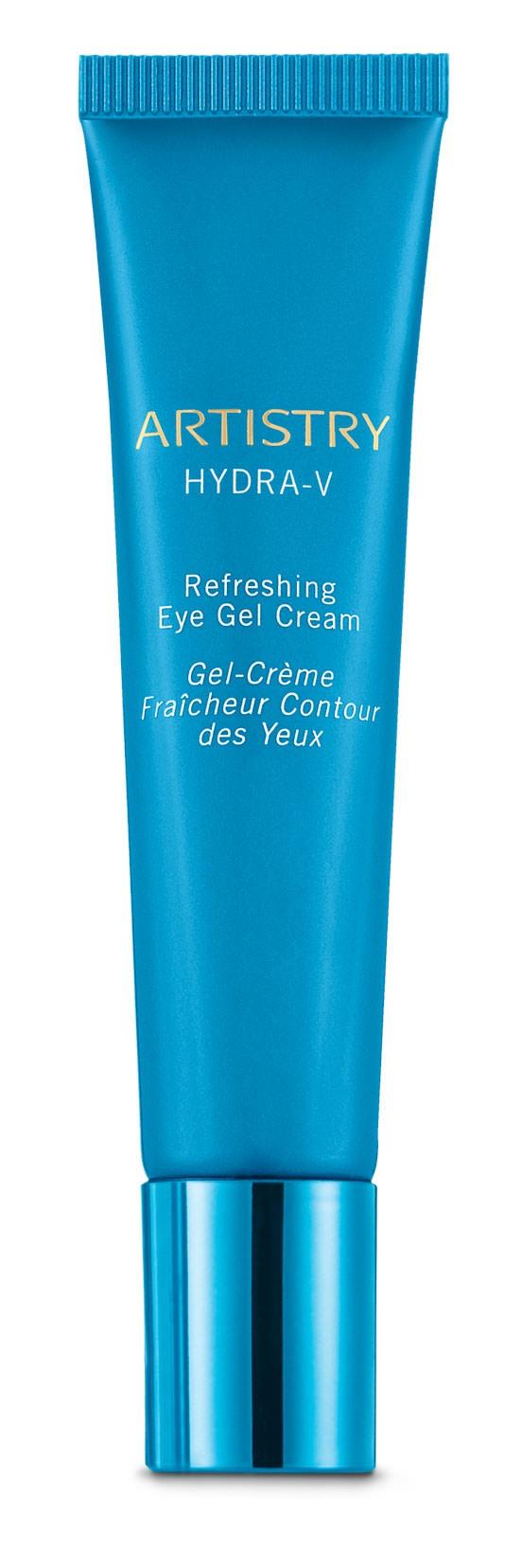 Amway Artistry Hydra - V Refreshing Eye Gel Cream
