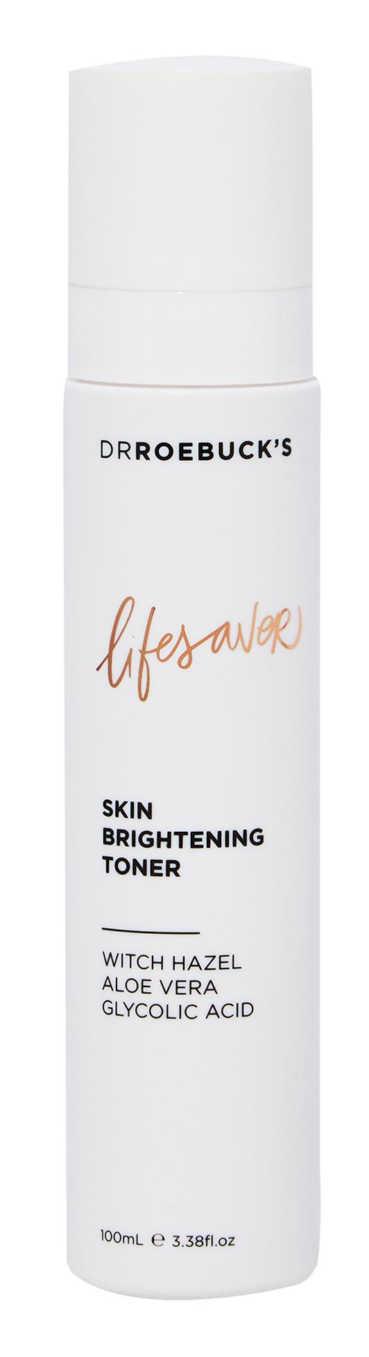 DR ROEBUCK'S Lifesaver Skin Brightening Toner