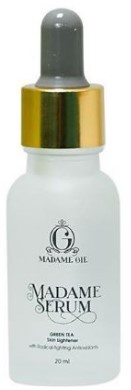 Madame Gie Madame Serum Green Tea Skin Lightener