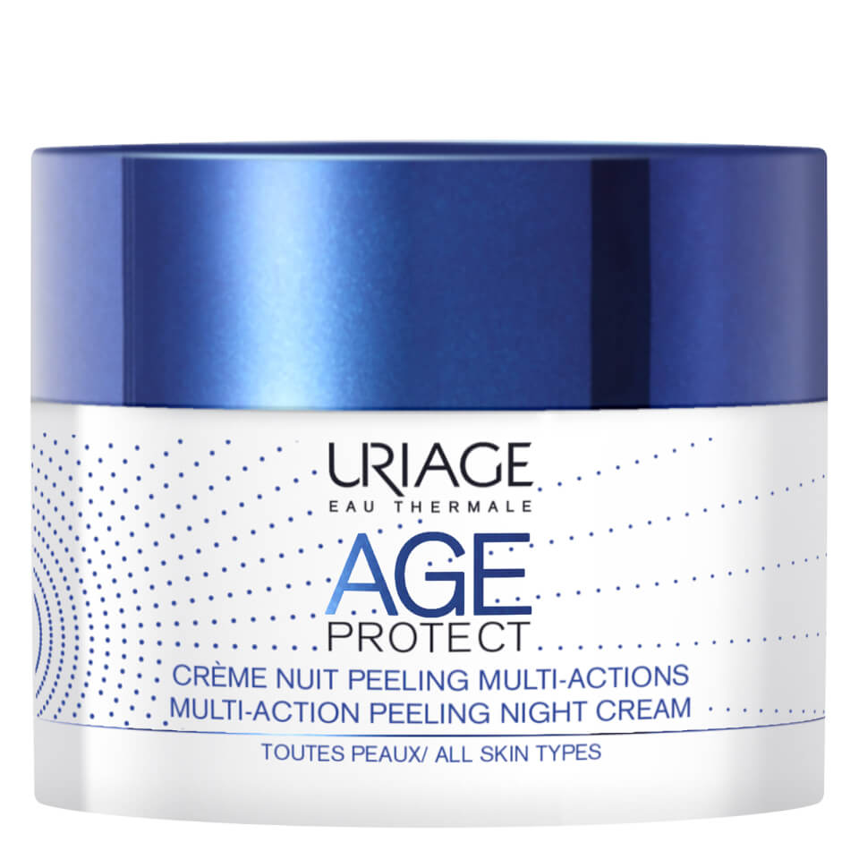 Uriage Age Protect - Multi-action Night Cream Peel