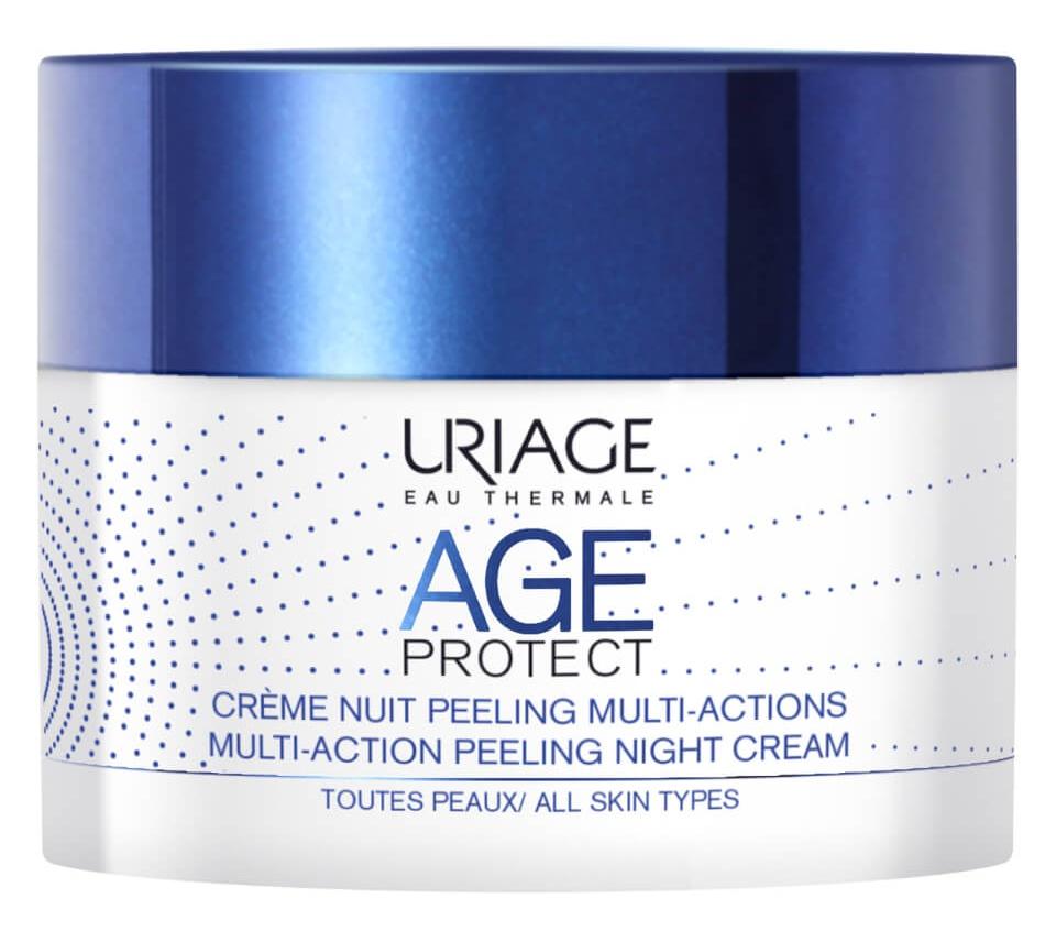 Uriage Age Protect - Multi-action Night Cream Peel