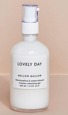 Lovely Day Botanicals Mellow Mallow Creamy Cleansing Gel