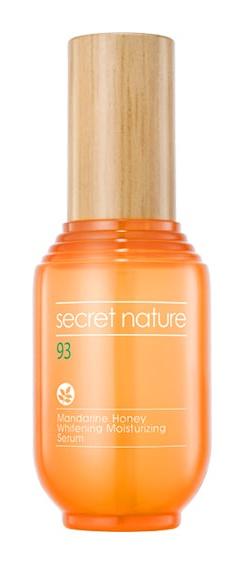 Secret Nature Mandarine Honey Brightening Moisturizing Serum