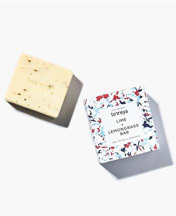 Torreya Lime + Lemongrass Bar