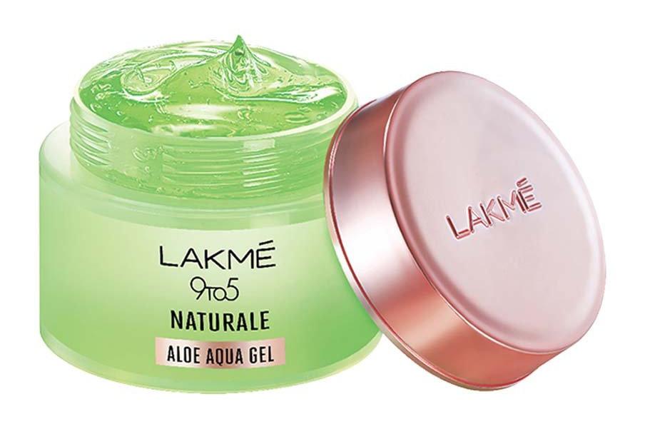Lakme 9 To 5 Naturale Aloe Aqua Gel