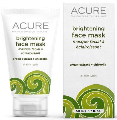 Acure Organics Brightening Face Mask
