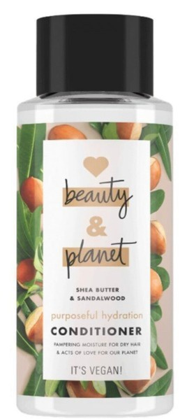 Love beauty and planet Shea Butter & Sandalwood Conditioner