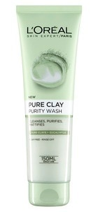L'Oreal Pure Clay Wash Purity Green