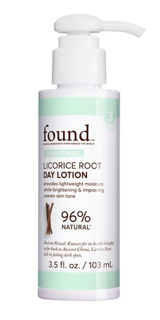 Found Brightening Licorice Root Day Lotion