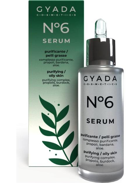 Gyada Cosmetics N°6 Purifying/Oily Skin Serum