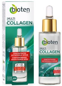 Bioten Multi-Collagen Antiwrinkle Concentrated Serum