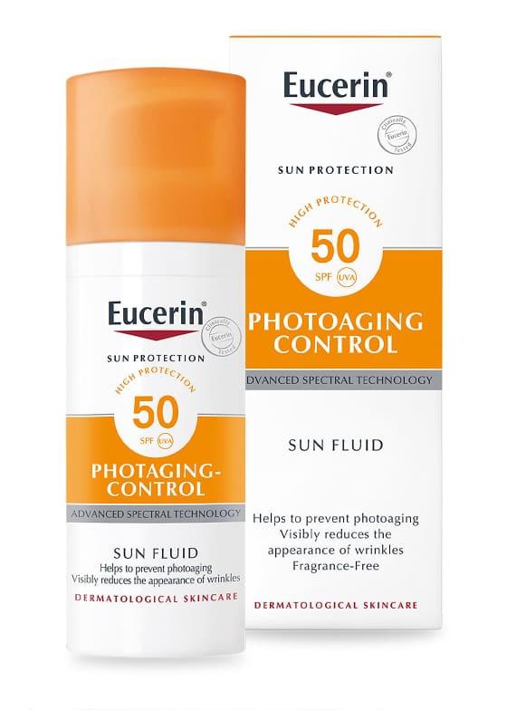 Eucerin Photoaging Control Anti Age Sun Fluid SPF 50