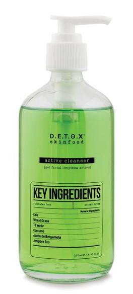 Detox Skinfood Cleasing Gel