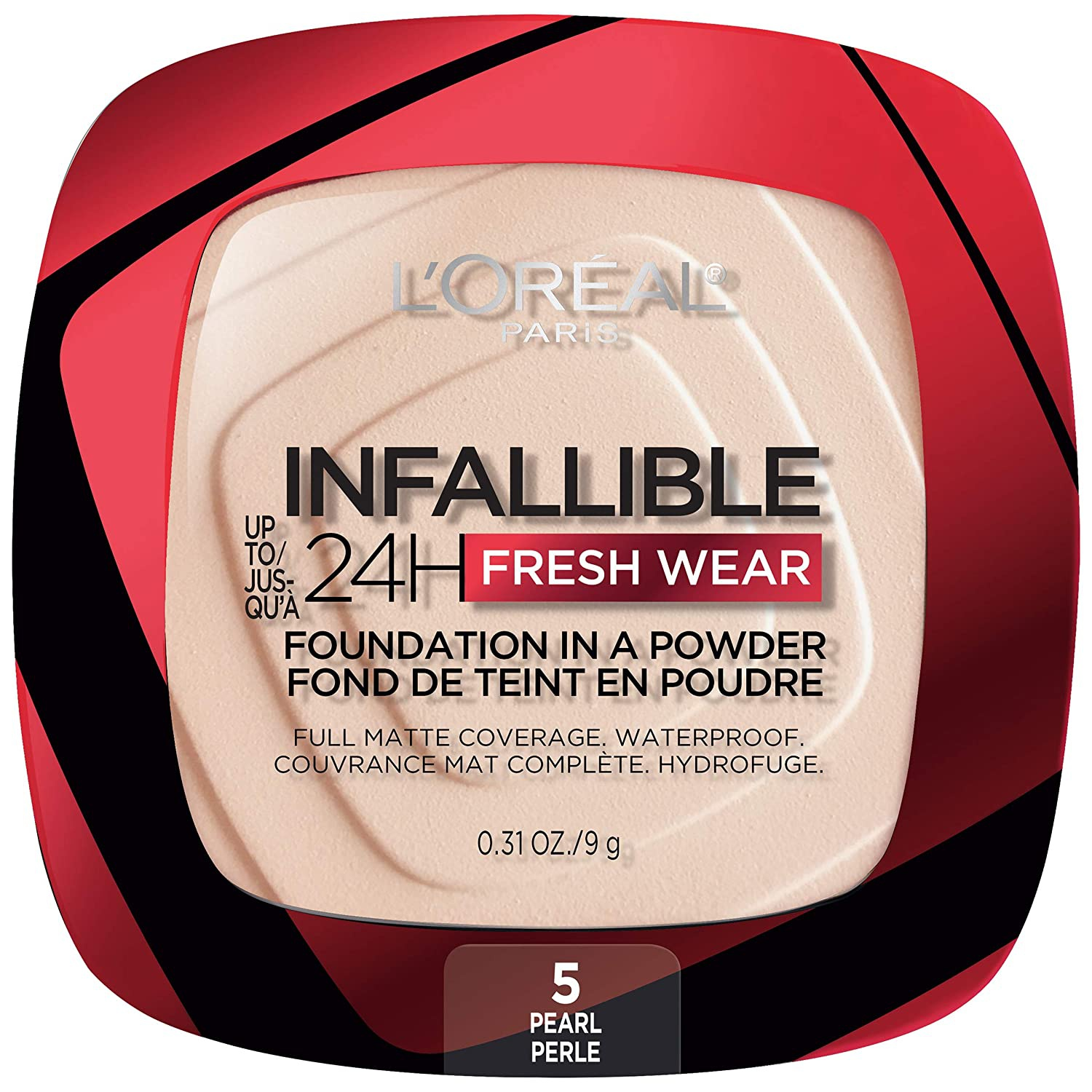 L'Oreal Infallible 24H Fresh Foundation In A Powder