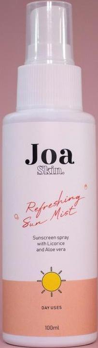 Joa Skin Refreshing Sun Mist