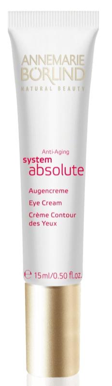 Annemarie Börlind System Absolute, Anti-Aging Eye Cream
