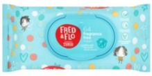 Tesco Fred & Flo Wipes