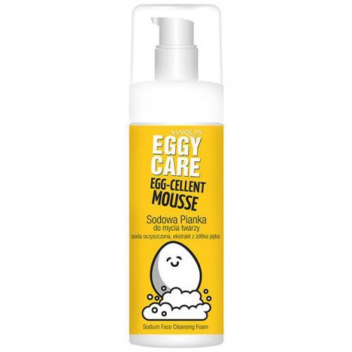 marion Egg-Cellent Mousse Sodowa Pianka Eggy Care