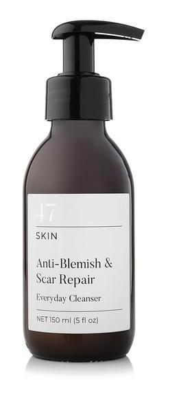 47 Skin Anti-Blemish & Scar Repair Everyday Cleanser