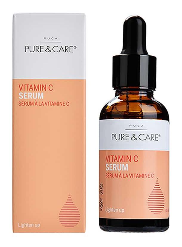 Puca Pure & Care Vitamin C Serum