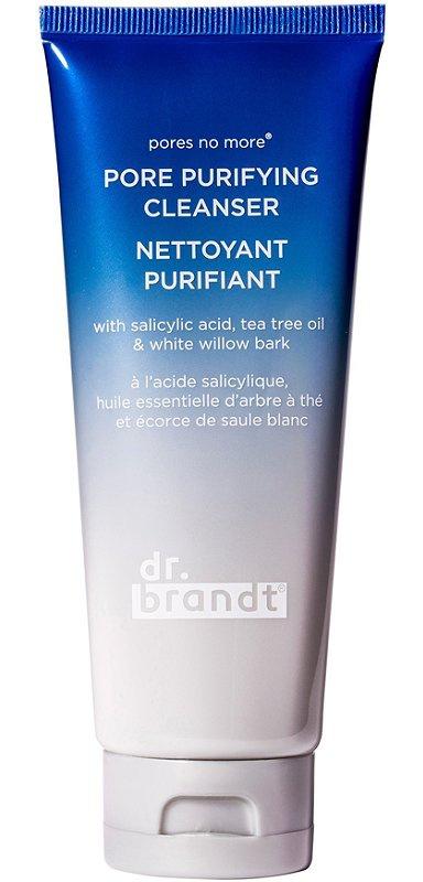Dr. Brandt Pores No More® Pore Purifying Cleanser