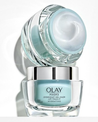 Olay Overnight Gel Mask Hydrating