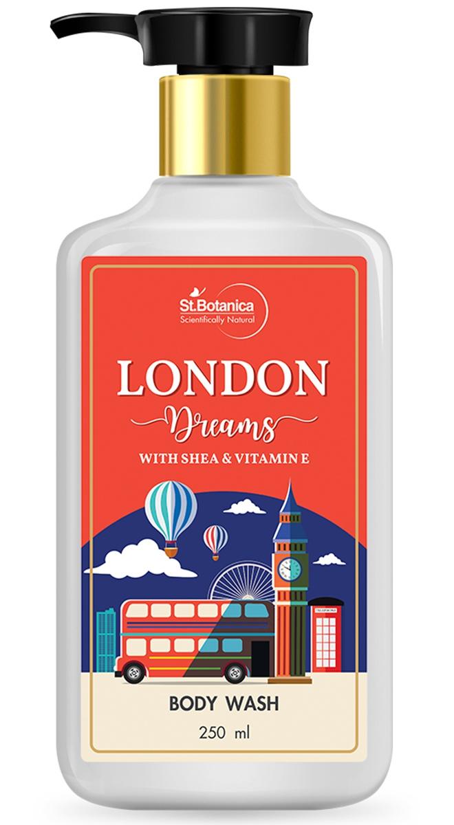 St. Botanica London Dreams Body Wash