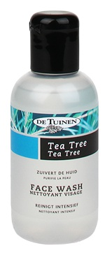 De Tuinen Tea Tree Face Wash