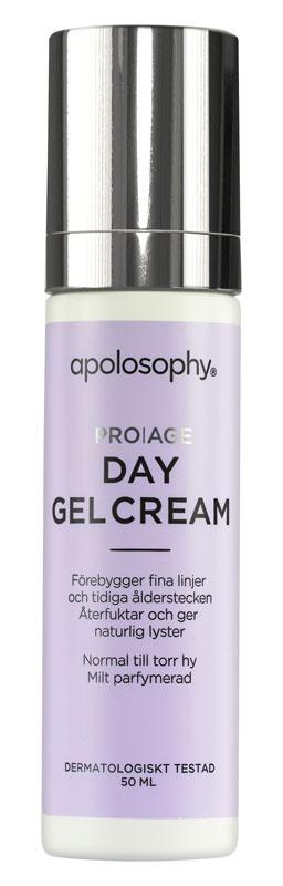 Apolosophy Pro-Age Silver Day Gel Cream