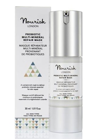Nourish Probiotic Multi Mineral Repair Mask