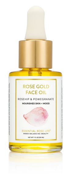 Essential Rose Life Rose Gold Face Oil