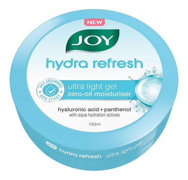 Joy Hydra Refresh Ultra Light Gel Moisturiser