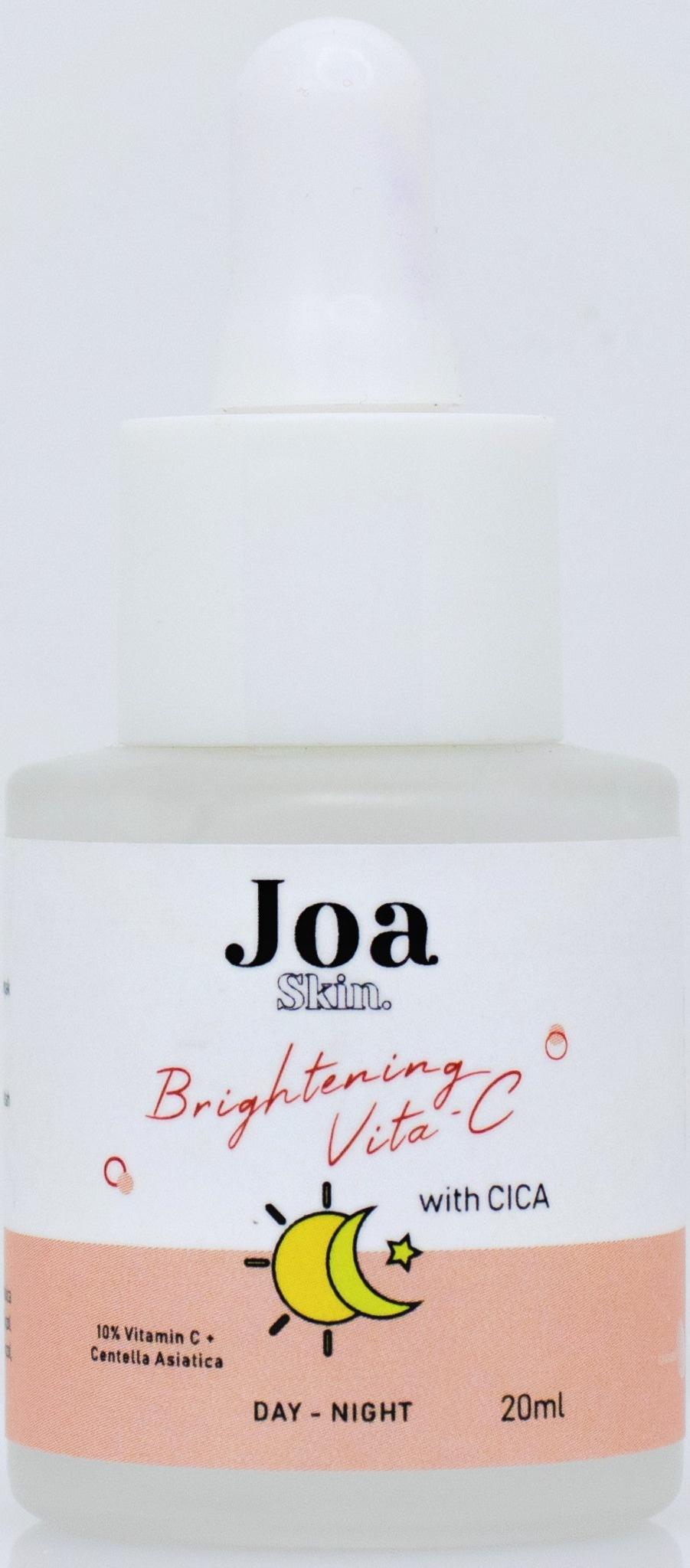 Joa Skin Brightening Vita C With Cica Serum