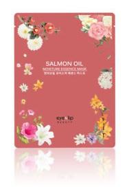 eyeNlip Moisture Essence Mask Salmon Oil