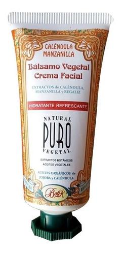 BotiK Balsamo Vegetal Crema Facial Caléndula Manzanilla