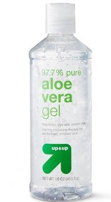 up&up Aloe Vera Gel
