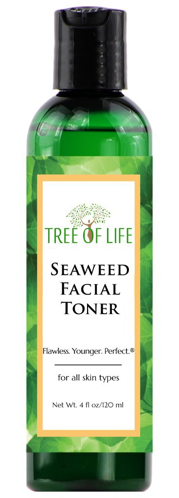 Tree of Life Beauty Seaweed Facial Toner