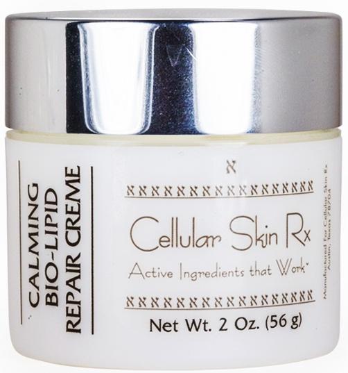 Cellular Skin Rx Calming Bio-Lipid Repair Creme Moisturizer