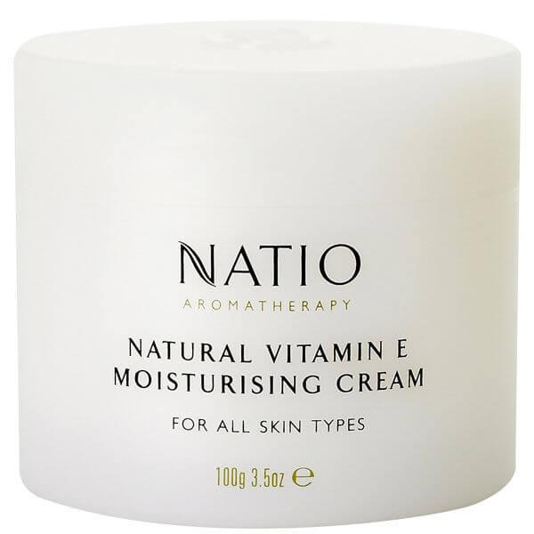 Natio Natural Vitamin E Moisturising Cream