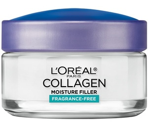 L'Oreal Moisture Filler Facial Day Cream Fragrance Free