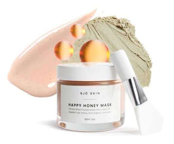 Sjo Skin Happy Honey Mask